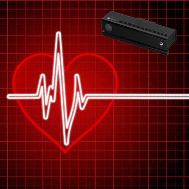 Remote heart rate detection